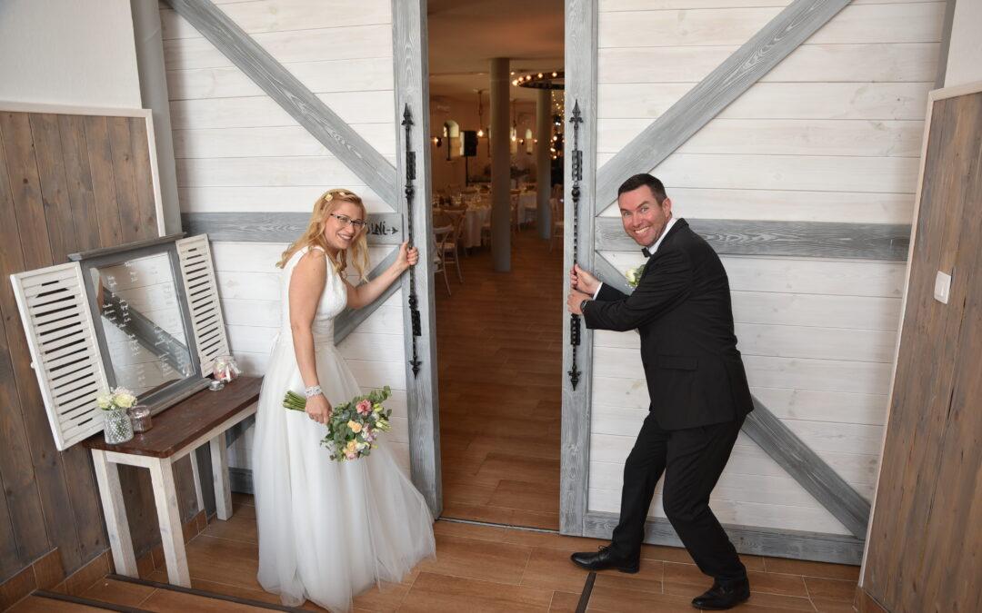 Hajni és Zoli esküvője – Svédasztalos vacsora
