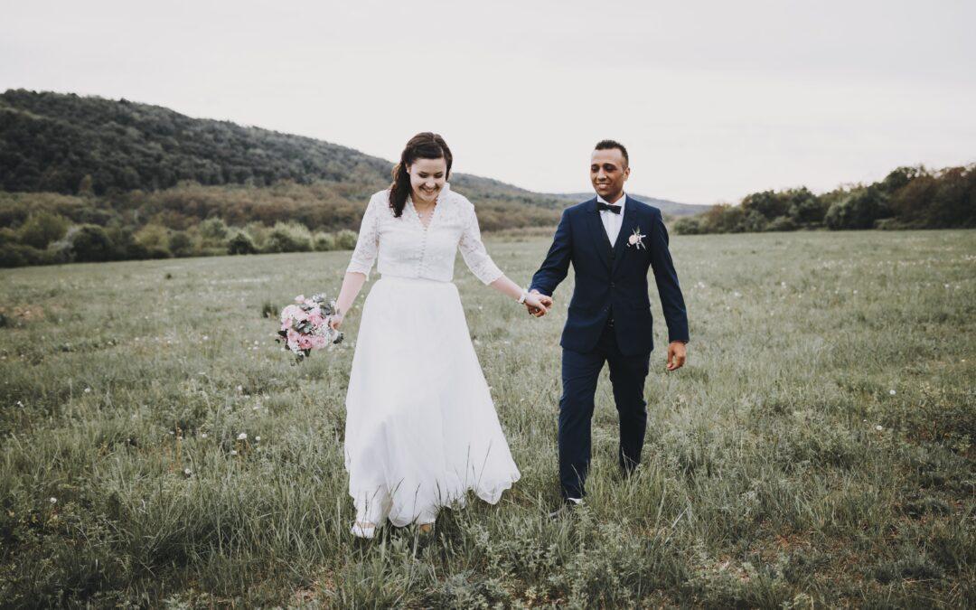 Ilka és Farzad esküvője – svédasztalos vacsora