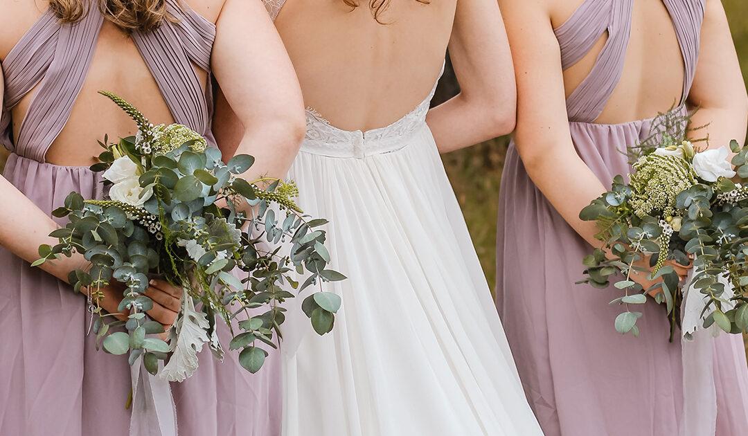 5 esküvői csokor típus, amely közül választhatsz