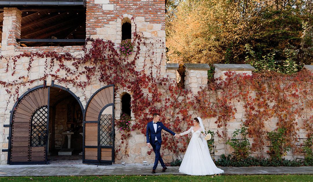 Miért olyan népszerűek az őszi esküvők? I. rész